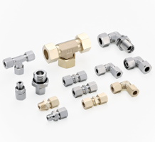 DIN 2353 Bite Type Tube Fittings