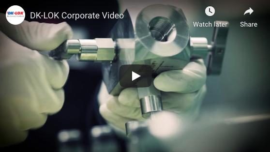 Video of Corporate DK-LOK