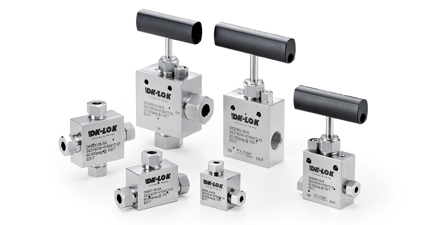 Photo of high pressure products