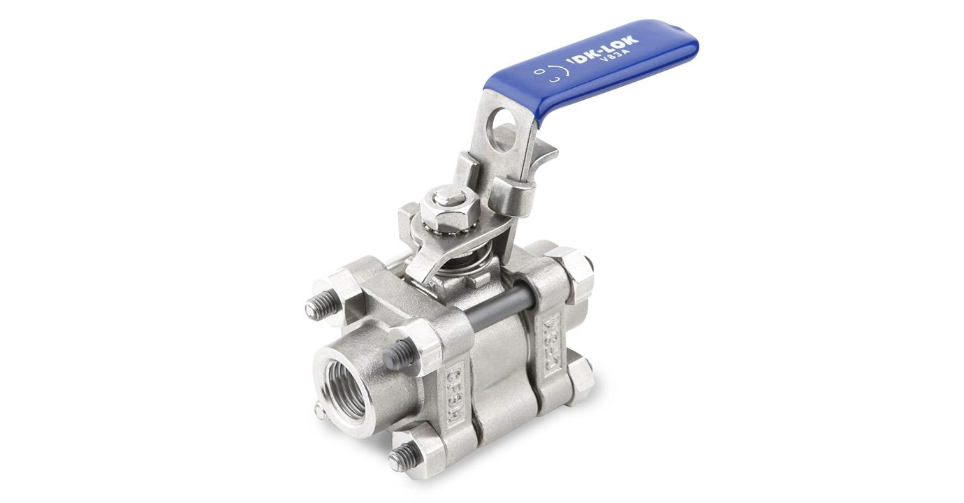 Photo of v83 ball valve