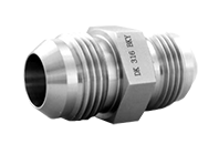 photo of jic tube fitting