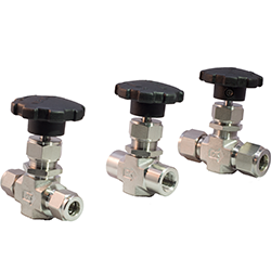 photo of v15 series needle valves