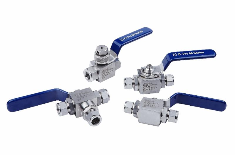 image of v86 ball valve