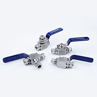 V86 Series Ball Valves & VC86 Series CNG/NGV Valves