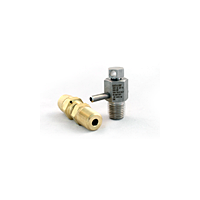 photo of bleed and purge valves
