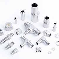 photo of assorted clean fittings