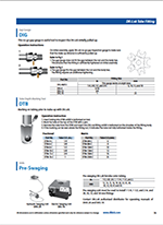 catalog page for DIG tube depth marking tool