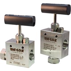 photo of high pressure needle valves